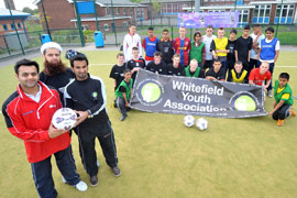 Whitefield Youth Association Team